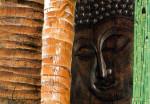 "Buddha I - 7"" x 5"""
