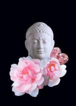 "Buddha VI - 5"" x 7"""