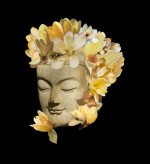 "Buddha IX - 11"" x 14"""