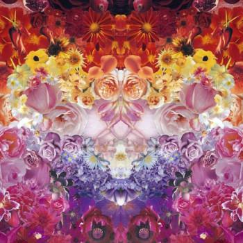 "Flowering Heart - 14"" x 18"""