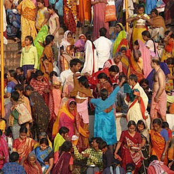 morning_bathers_Varanasi